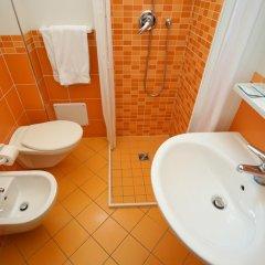 Отель MORFEO Римини ванная
