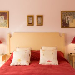 Отель Afonso IV Townhouse Praia del Rey комната для гостей фото 4