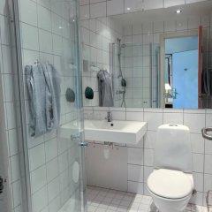 Отель First Hotel Excelsior Дания, Копенгаген - отзывы, цены и фото номеров - забронировать отель First Hotel Excelsior онлайн ванная