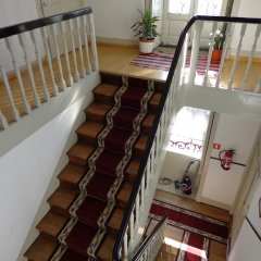 Отель Residencial Portuguesa 3* Стандартный номер с различными типами кроватей фото 2