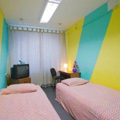 Хостел GORODA Номер с различными типами кроватей (общая ванная комната) фото 11