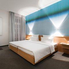 Design Hotel Stadt Rosenheim 3* Номер Комфорт двуспальная кровать фото 8