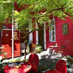 Santico Art Hostel And Guesthouse Стандартный семейный номер фото 7