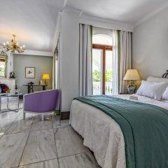 Отель Danai Beach Resort Villas 5* Полулюкс с различными типами кроватей фото 3