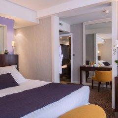 Hotel Ampere комната для гостей фото 2