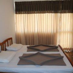 Отель Queens rest inn Номер Делюкс с двуспальной кроватью фото 5