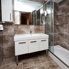 Royal Uzungol Hotel&Spa Турция, Узунгёль - отзывы, цены и фото номеров - забронировать отель Royal Uzungol Hotel&Spa онлайн ванная фото 2