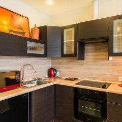 Апартаменты на Егорова Студия с различными типами кроватей фото 8