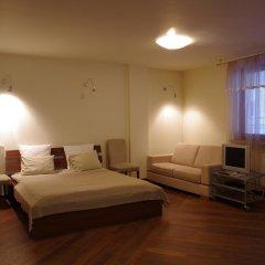 Апартаменты Szucha Apartment Варшава комната для гостей фото 3