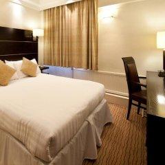 Mercure Glasgow City Hotel 3* Стандартный номер с различными типами кроватей фото 4