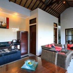 Отель Aleesha Villas 3* Улучшенная вилла с различными типами кроватей фото 2