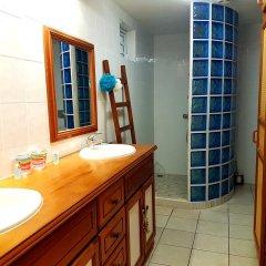 Отель Te Tavake by Tahiti Homes Французская Полинезия, Пунаауиа - отзывы, цены и фото номеров - забронировать отель Te Tavake by Tahiti Homes онлайн ванная фото 2
