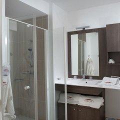 Отель Domitys Le Pont des Lumières Франция, Лион - отзывы, цены и фото номеров - забронировать отель Domitys Le Pont des Lumières онлайн ванная фото 2