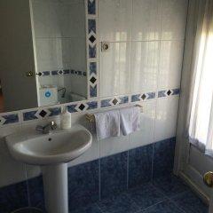 Hotel Asturias Madrid ванная