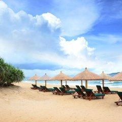 Отель Haitang Bay Gloria Sanya E-Block пляж