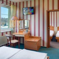 Hotel Babylon Либерец удобства в номере