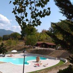 Мини-Отель Country House Bosco D'Olmi Сесса-Аурунка бассейн