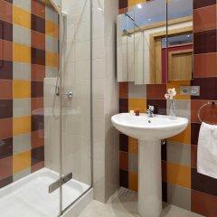 Отель Eder 2 Apartment by FeelFree Rentals Испания, Сан-Себастьян - отзывы, цены и фото номеров - забронировать отель Eder 2 Apartment by FeelFree Rentals онлайн ванная