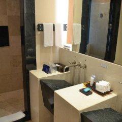 Отель Grand Park Royal Luxury Resort Cancun Caribe Мексика, Канкун - 3 отзыва об отеле, цены и фото номеров - забронировать отель Grand Park Royal Luxury Resort Cancun Caribe онлайн ванная фото 4