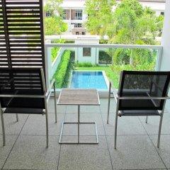Отель Two Villas Holiday Oxygen Style Bangtao Beach 4* Вилла с различными типами кроватей фото 4