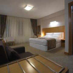 Mien Suites Istanbul 5* Семейный люкс с двуспальной кроватью фото 6