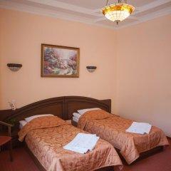 Эдем Отель 3* Стандартный номер двуспальная кровать фото 4