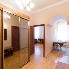 Апартаменты на Бронной Апартаменты разные типы кроватей фото 31