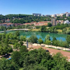Отель Crowne Plaza Lyon - Cite Internationale фото 4