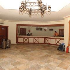 Club Serena Beach Hotel Титреенгёль интерьер отеля