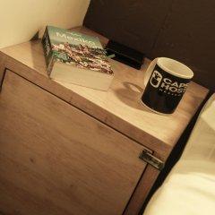 Capsule Hostel Mexico City Кровать в женском общем номере фото 4