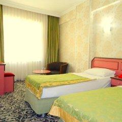 Hotel Buyuk Paris 3* Стандартный номер с различными типами кроватей фото 2