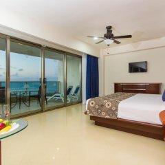 Отель Seadust Cancun Family Resort 5* Люкс с различными типами кроватей фото 6