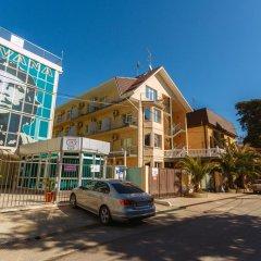 Гостиница Гавана парковка