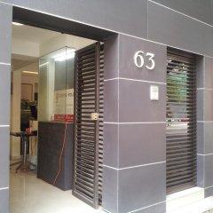 Отель Suites Polanco Anzures Мехико интерьер отеля