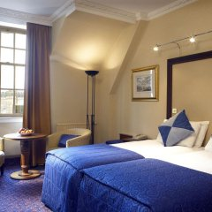 Отель Hilton Edinburgh Carlton 4* Номер Премиум с разными типами кроватей