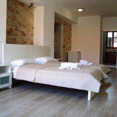 Отель Creta Seafront Residences 2* Улучшенный номер с различными типами кроватей фото 31