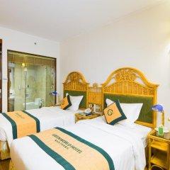Green World Hotel Nha Trang 4* Улучшенный номер