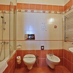 Отель U Pava 4* Стандартный номер фото 11