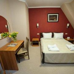 Гостиница Прага Люкс с различными типами кроватей фото 7