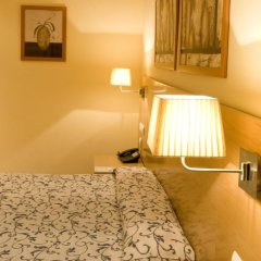 Отель Ciutat de Sant Adria 2* Стандартный номер с различными типами кроватей фото 7