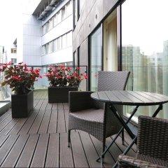 Отель Apartment24 Foorum Таллин балкон