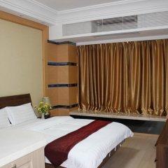 Апартаменты She & He Service Apartment - Huifeng Стандартный номер с различными типами кроватей фото 10