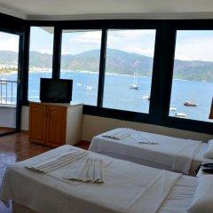 Отель CLASS BEACH MARMARİS 3* Стандартный номер фото 18