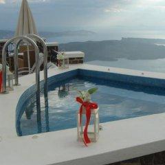Отель Irini Villas Resort Греция, Остров Санторини - отзывы, цены и фото номеров - забронировать отель Irini Villas Resort онлайн бассейн фото 3