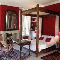 Отель Château De Beaulieu Сомюр комната для гостей фото 2