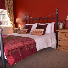 Отель The Rose and Crown комната для гостей