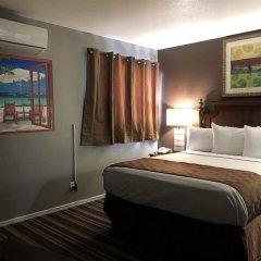 Отель Knights Inn Los Angeles Central / Convention Center Area 2* Стандартный номер с различными типами кроватей