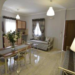 Апартаменты Polydefkis Apartments комната для гостей фото 4