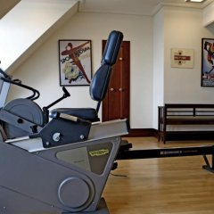 Hotel Rialto фитнесс-зал фото 4
