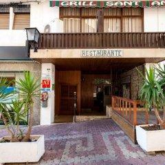 Отель Apartamentos Tramuntana Апартаменты с различными типами кроватей фото 2